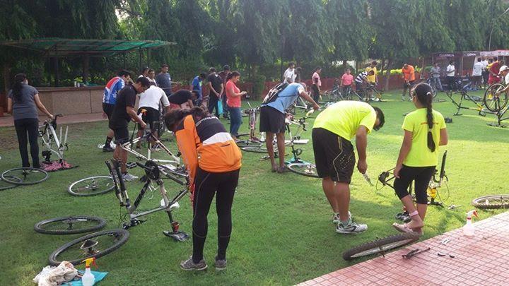 SpinLifes Workshop at Indore Decathlon - Level 1