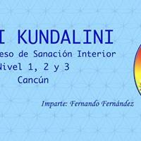Reiki Kundalini Certificacin Nivel 1 2 y 3