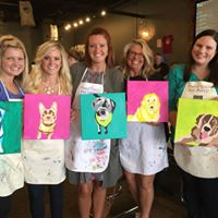 Paint Your Pet Party