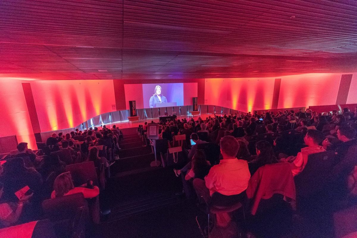 TEDxExeter 2019 LIVESTREAM Alumni Auditorium University of Exeter