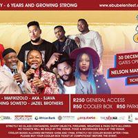 6th Annual Ebubeleni Music Festival 2017
