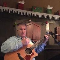 Larry Garnett  Live Acoustic Performance