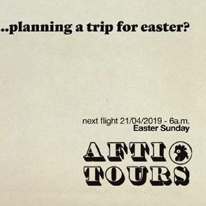 """Afti Tours """"Easter Sunday Special""""."""
