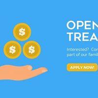 Open Call - ISN Treasurer