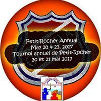 Ball Hockey Tournament . Tournoi de hockey boule . Petit-Rocher