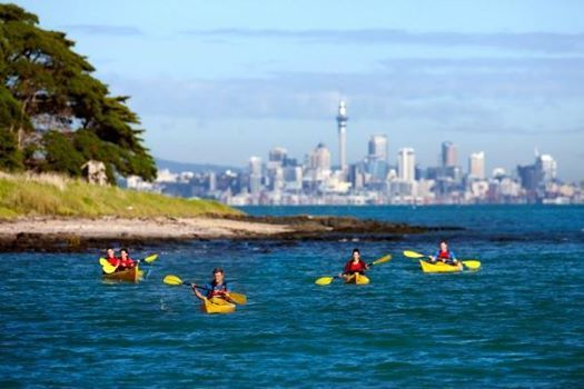 3 Day Island Kayaking Adventure - Mar 29 - 31 2019
