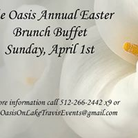 Oasis Annual Easter Brunch Buffet