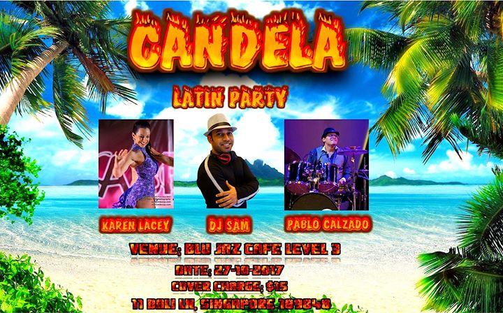 Candela LATIN PARTY