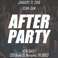 Stoopicold 2018 After Party