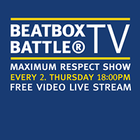 Live Stream Maximum Respect 12 - The Beatbox Battle TV Show