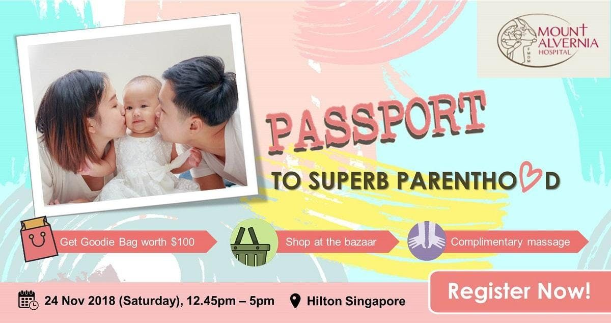 Passport to Superb Parenthood