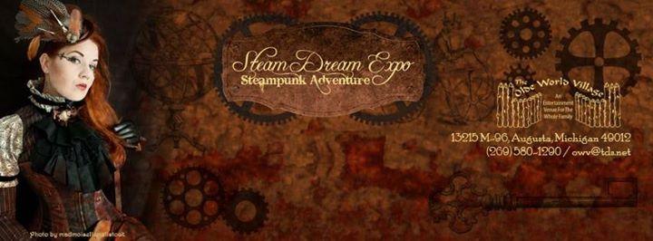 Steam Dream Expo 2018 Opening night
