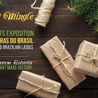 Jingle and Mingle  exposition and sale