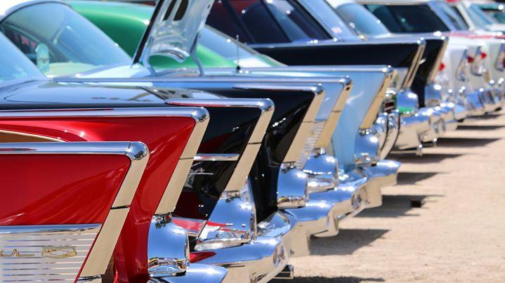 Th Annual Classic Chevys Of SoCal Car Show At Rancho San Antonio - Socal car shows