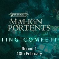 Malign Portents Painting Competition
