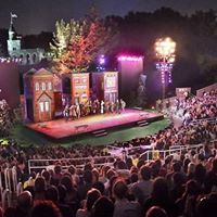 Shakespeare in the Park ( A Midsummer Nights Dream )