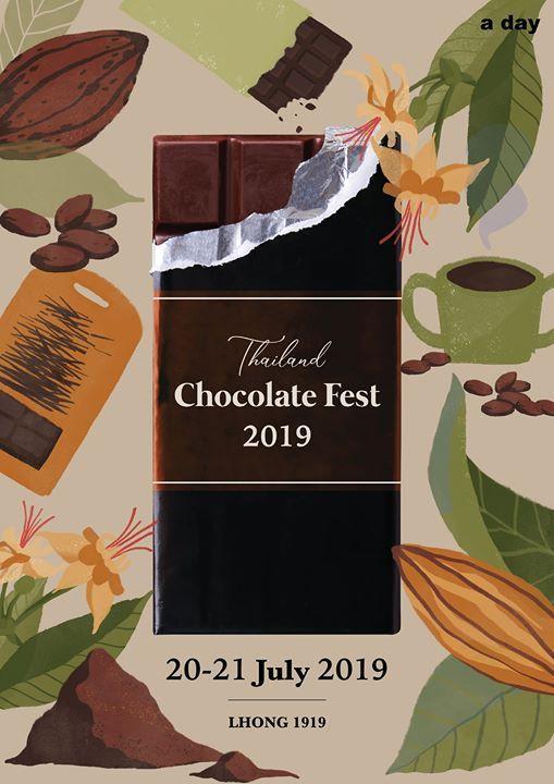 Thailand Chocolate Fest 2019