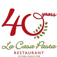 La Casa Pasta Restaurant