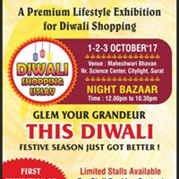 First Exhibition Of Diwali Festival