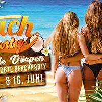 Beachparty Reithalle Drpen - Part I