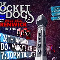 The Rocket Dogs &amp Wild Bill Renwick at The Lido