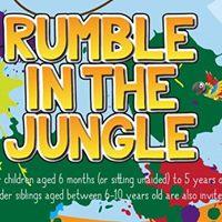 Rumble in the jungle - Redditch