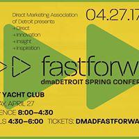 2017 Fastforward dmaD Spring Conference