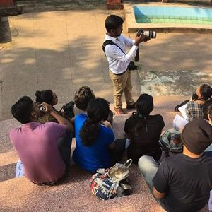 Basic Photography workshop for beginners