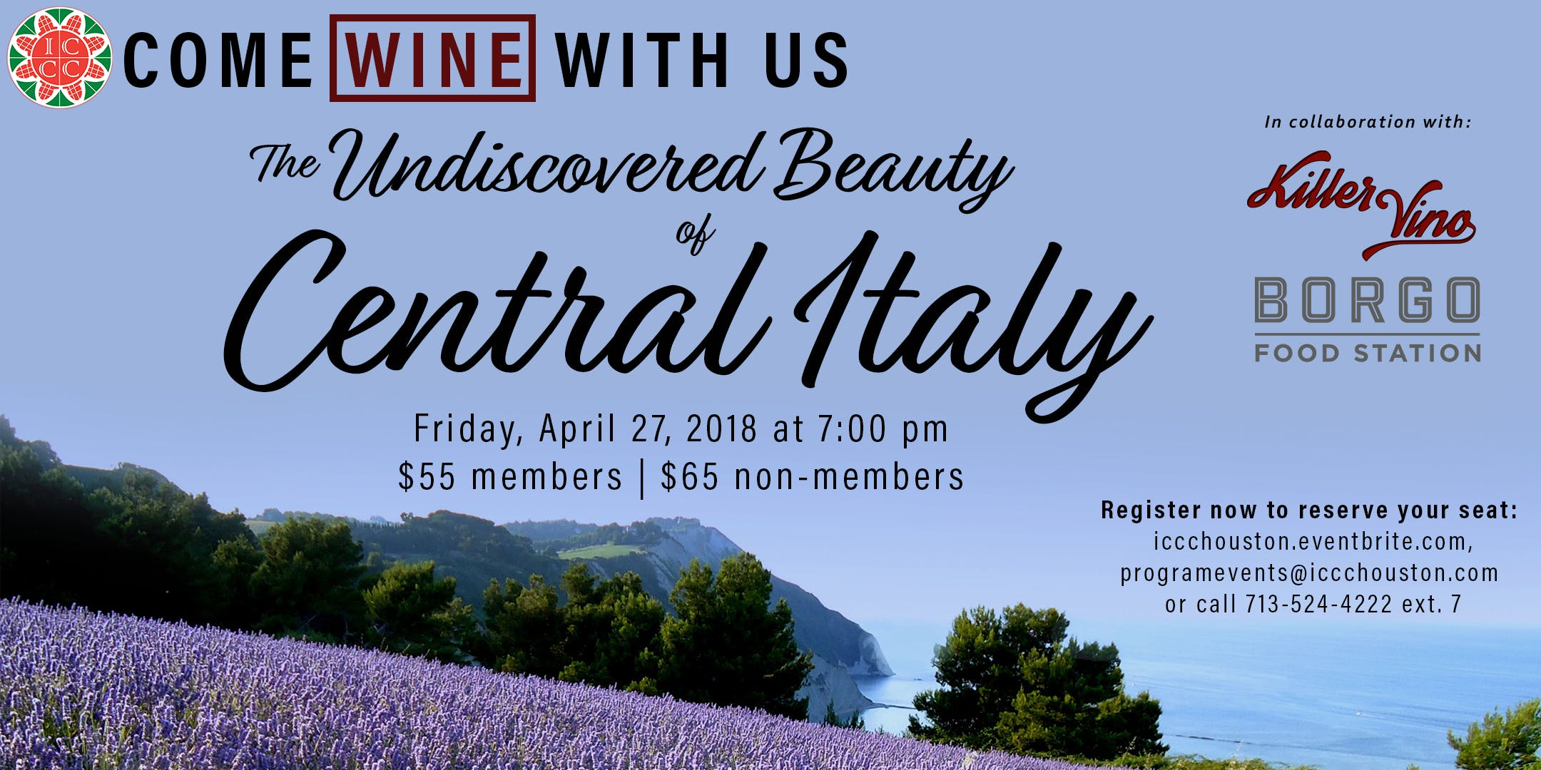 Come Wine With Us The Undiscovered Beauty of Central Italy