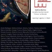 Art Showroom 1.- 31. August in Florenz