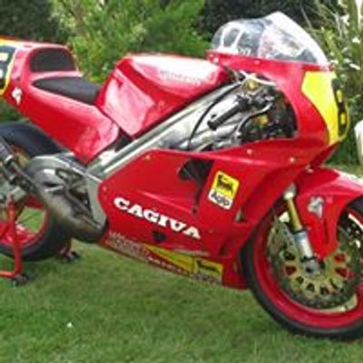 Classic Cagiva Racing