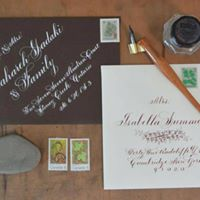 Intro to Modern Calligraphy (6 week course)