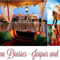Rajasthan Diaries - Jaipur and Jodhpur(Only Women Wanderers)