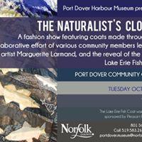 The Naturalists Closet Lake Erie Fish Coat Reveal