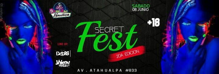 Secret Fest. 2da Edicin