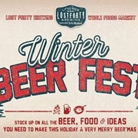 Winter Beer Fest at Whole Foods