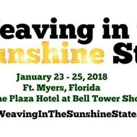 2018 Weaving in the Sunshine State Basket Weaving Retreat