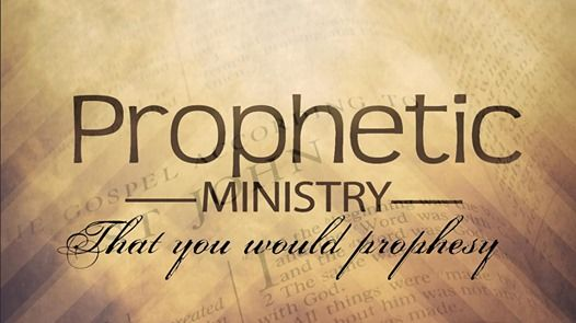 Prophetic Ministry 8-week Class at The River Church, Keizer