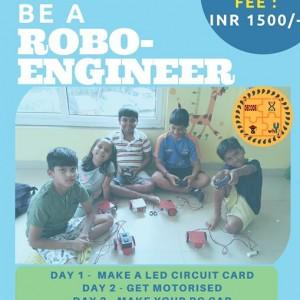 Be a Robo-Engineer