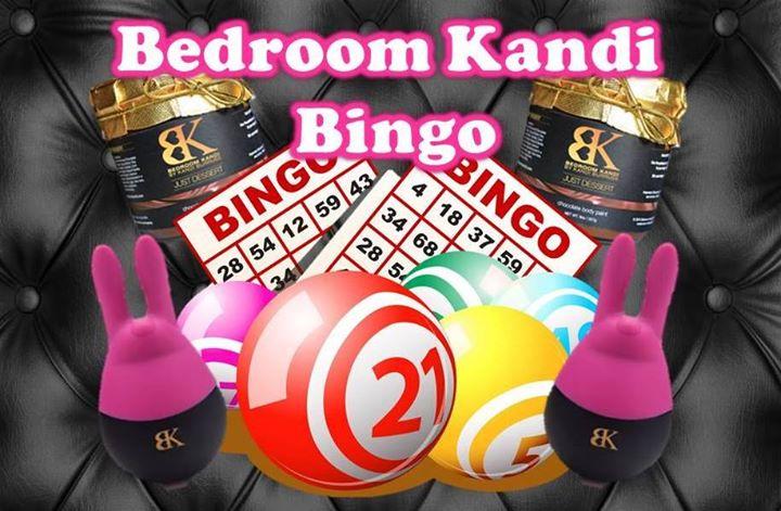 Bedroom Kandi Bingo at The Event Gallery, Brandon
