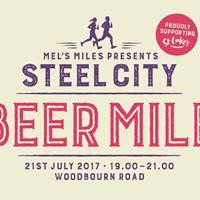 Steel City Beer Mile 2017