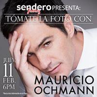 Mauricio Ochmann en Sendero Juarez