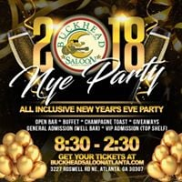 All Inclusive New Years eve