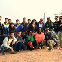 Day Hiking at Sanjay Van