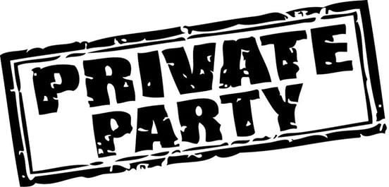 Privat Party