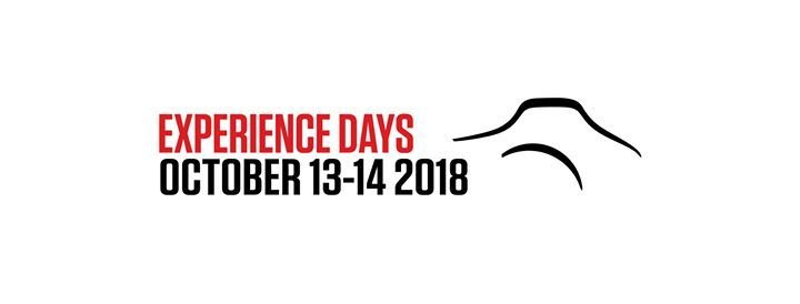 Canon Experience Days 2018