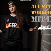 All Style Workshops mit INA