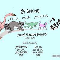 Festa della Musica Brescia - Piazza Tebaldo