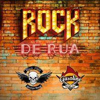 Rock de Rua da GAS - Black Plaid
