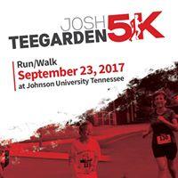 The Josh Teegarden 5K RunWalk